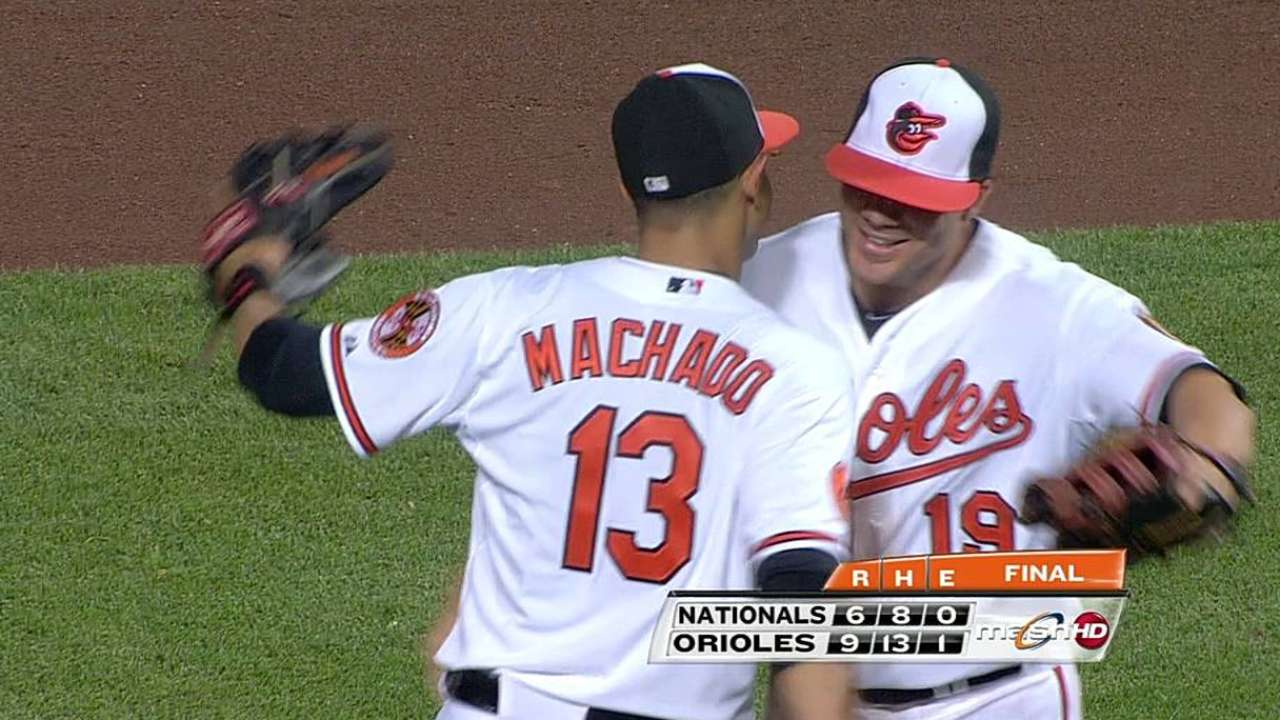 Adjustments seem to be working for O's Johnson