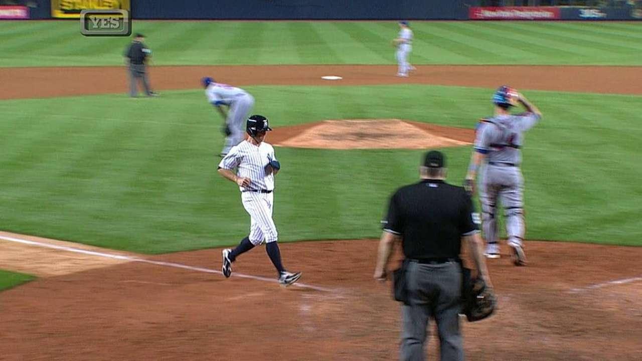 Phelps admite 5 y Yankees caen de nuevo vs. Mets