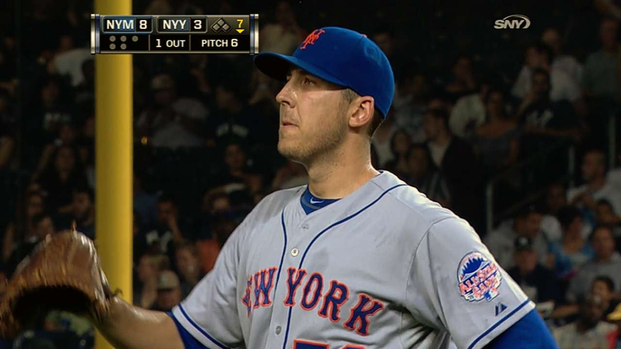 Rice becoming valuable piece to Mets' bullpen