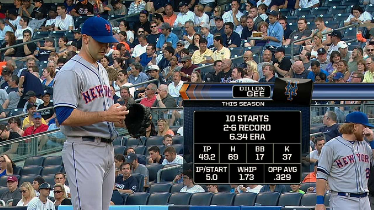 Mets vencen a Yankees y barren la Serie del Subway