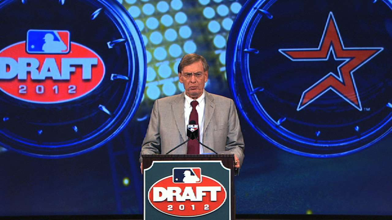 Mets high on plenty of players in 2013 Draft