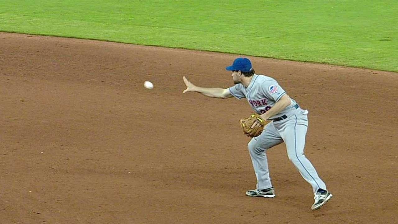 Marcum unravels as Mets' win streak halted