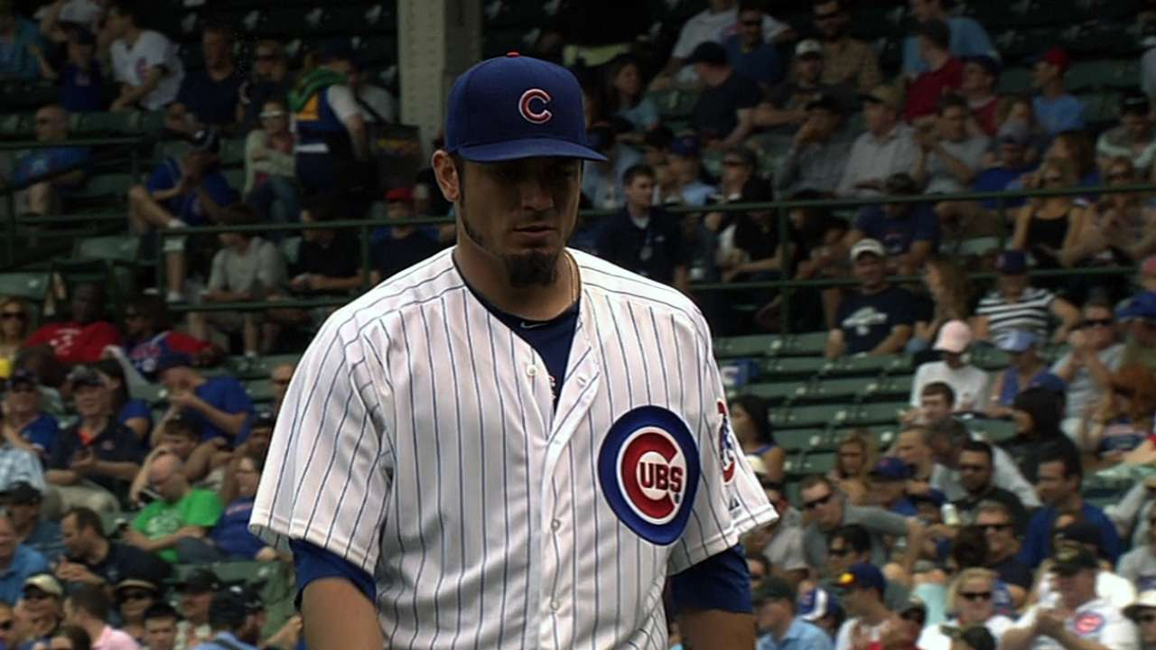 Relaxed clubhouse contributes to Cubs' success
