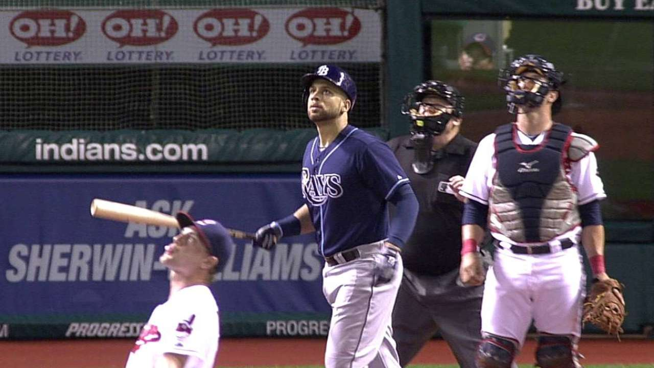 Loney powers Rays to win after three rain delays