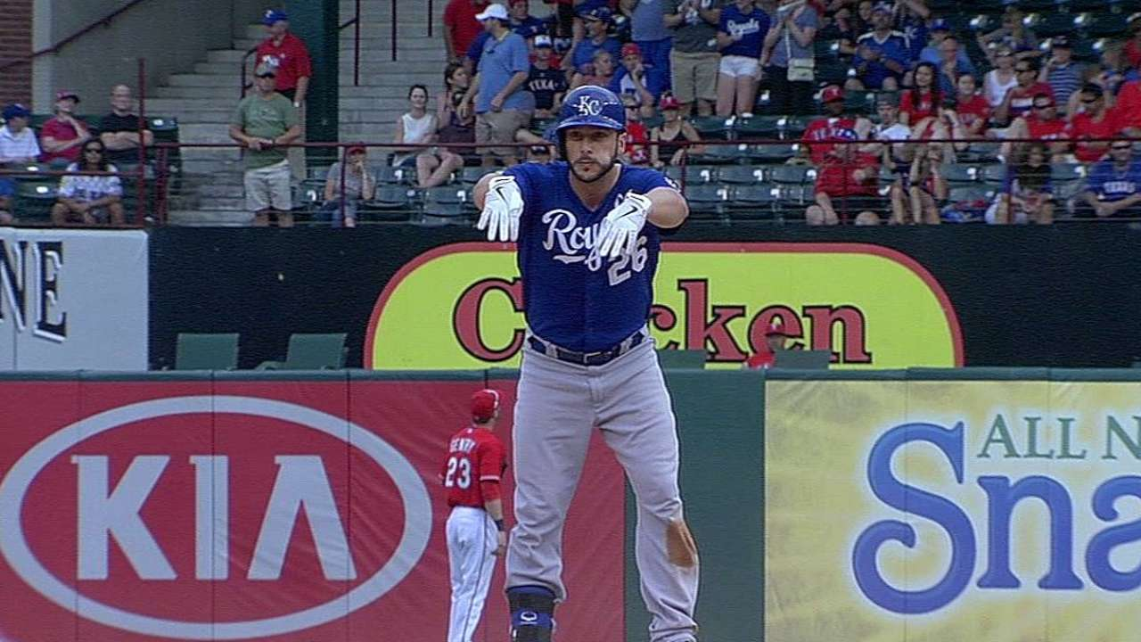 Royals successful going extra mile for wins