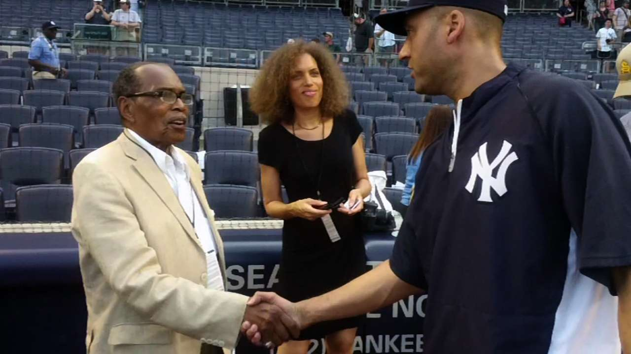 Forever young: Fan, 111, catches game in Bronx
