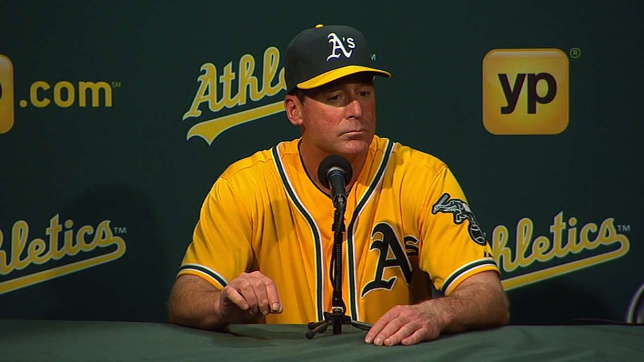 A's seeking to improve pinch-hitting numbers