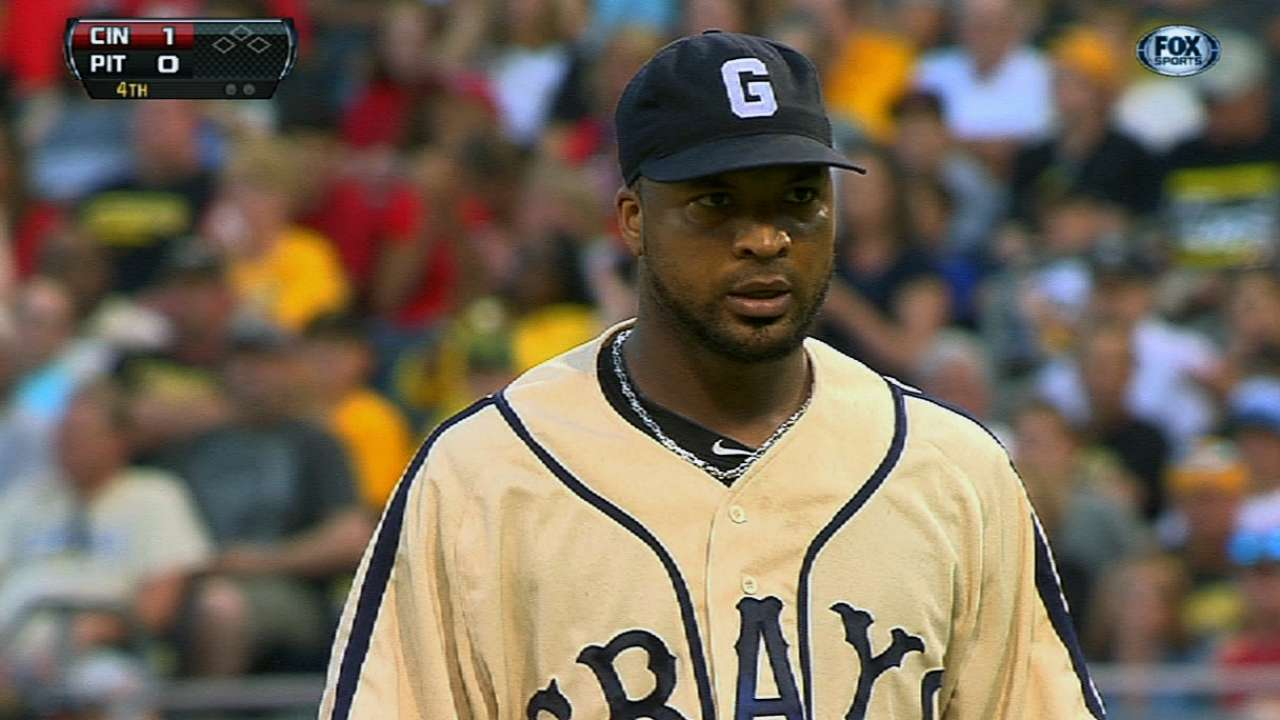 Liriano showcasing talent early in Bucs tenure