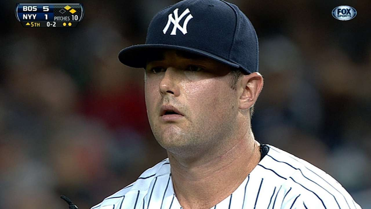 Marlins claim reliever Claiborne off waivers from Yankees