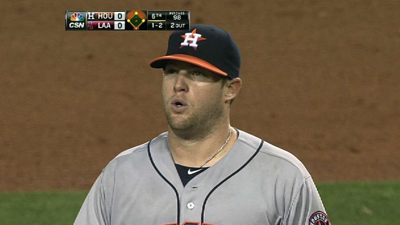 Norris symbolic of Astros' hopes for future