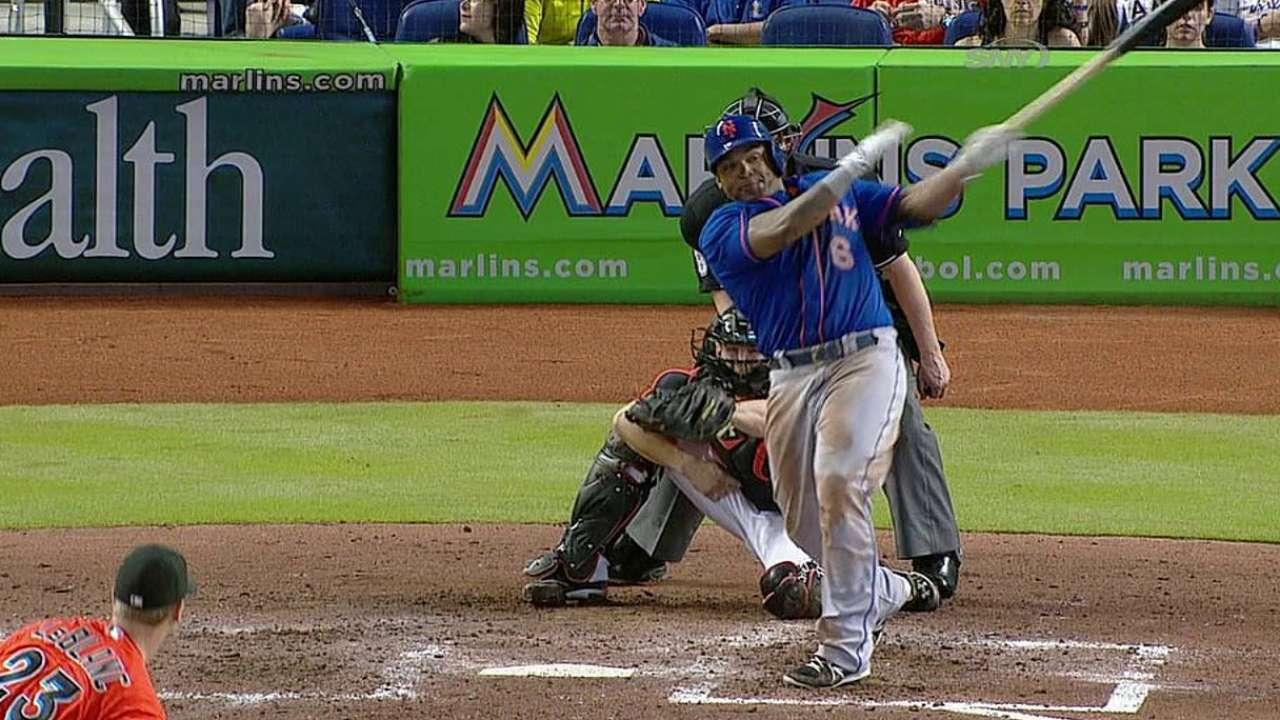 Harvey, Mets' bullpen can't solve Fish in finale