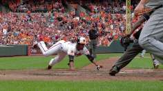 Davis hits No. 20 as Orioles rally past Tigers