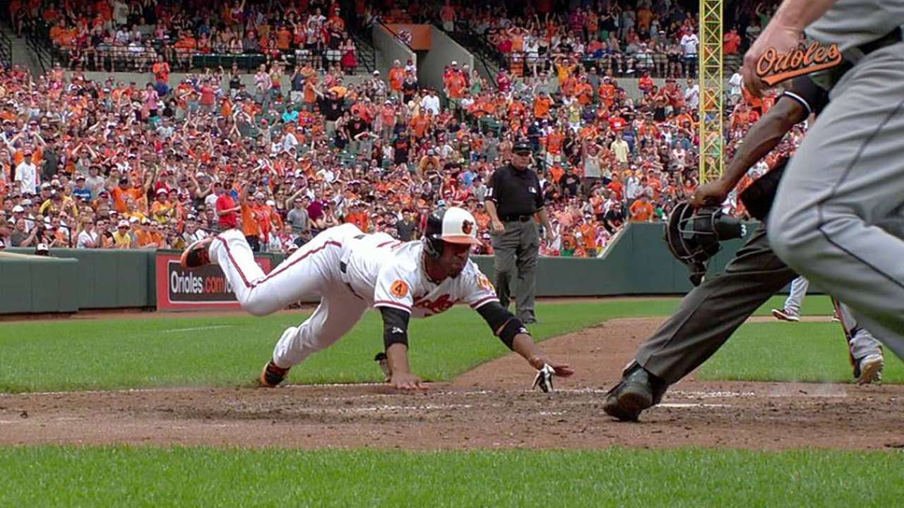 Davis drills 20th homer as Orioles rally past Tigers