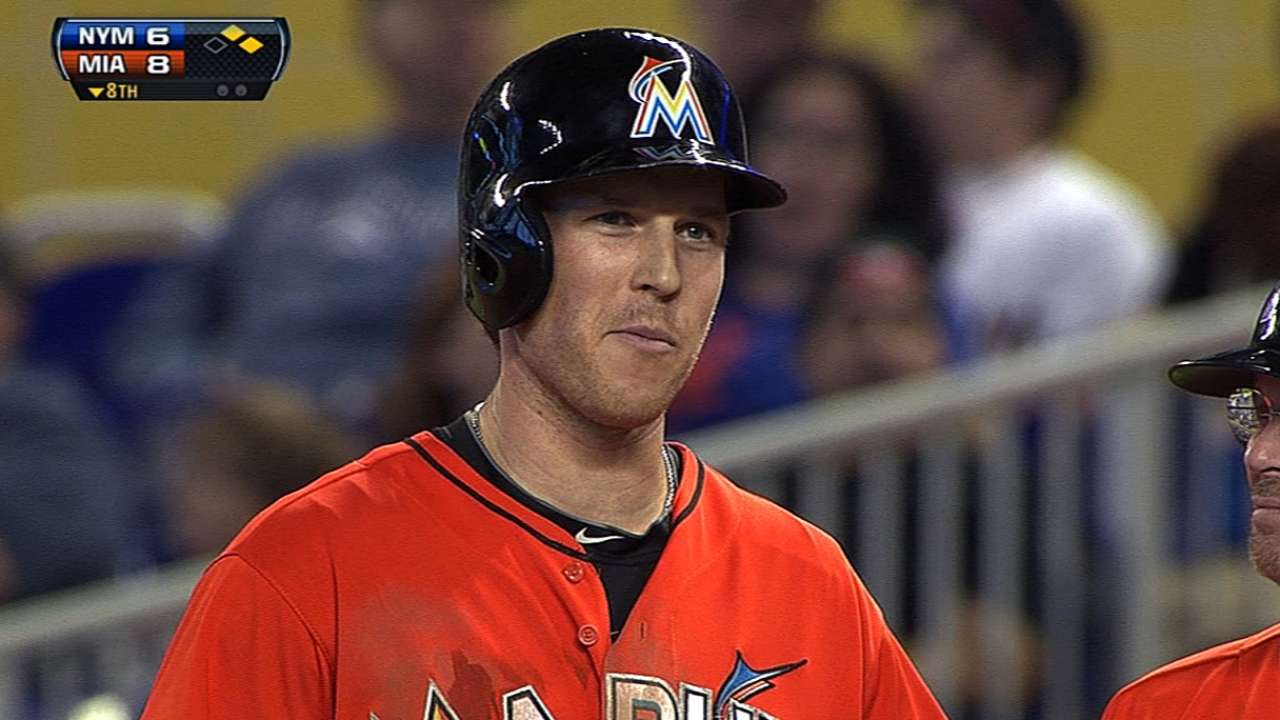Coghlan needs Marlins fans' support for All-Star Game