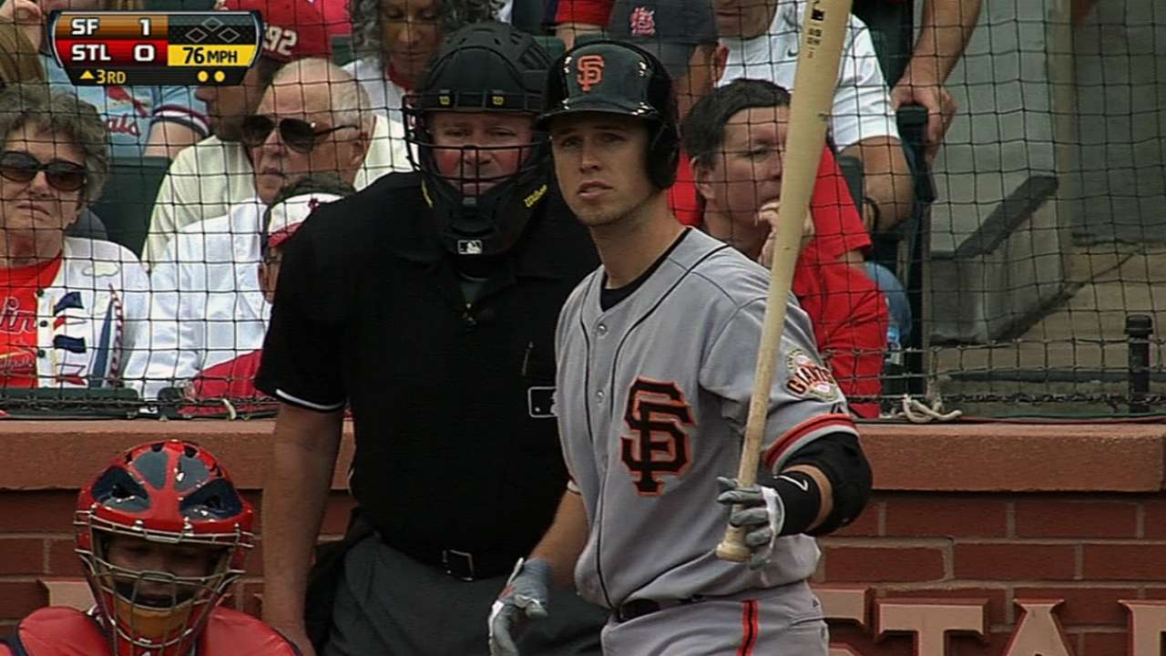 Reds, Giants setting the pace in NL All-Star voting