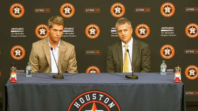 Who's No. 1? Astros weighing Draft options