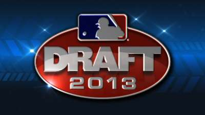 Astros reach deals with four '13 Draft picks