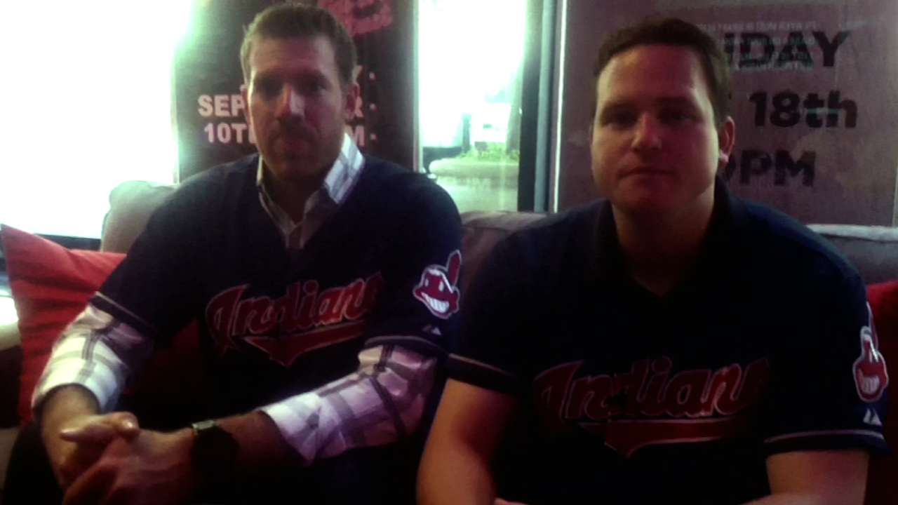 McAllister, Pestano reflect on Draft at Fan Cave