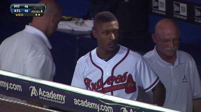 B.J. Upton starting to show signs of finding swing