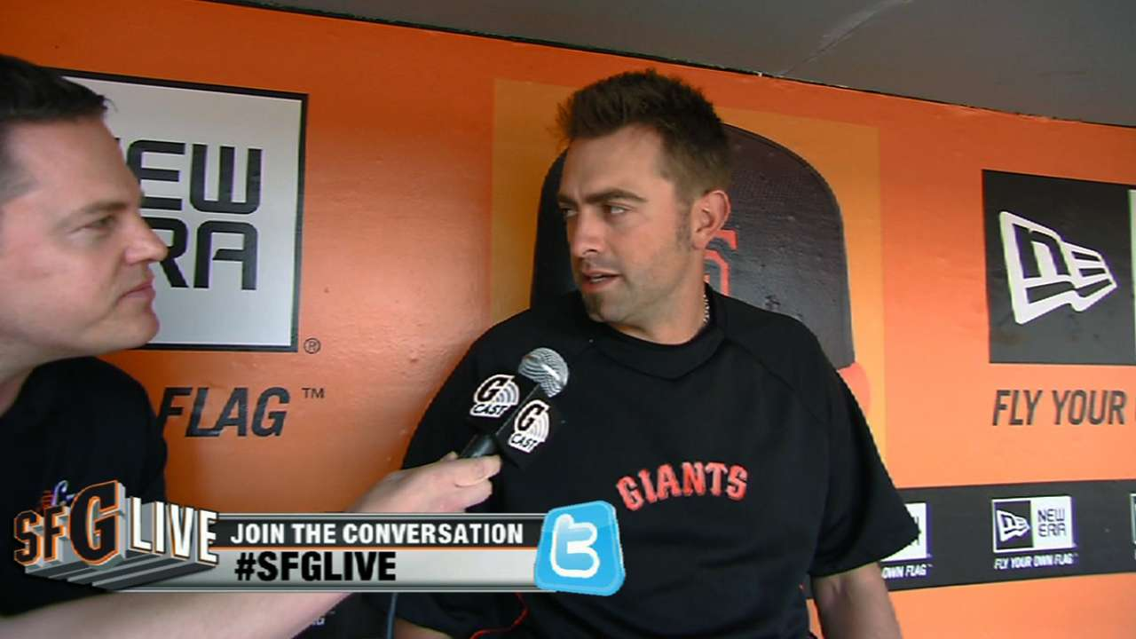 Affeldt happy to assist effort of fighting hunger