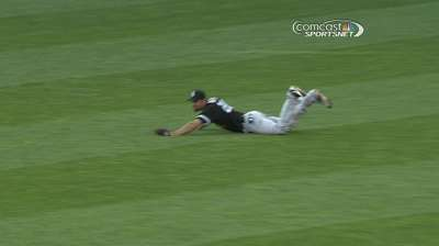 White Sox option outfielder Danks to Triple-A