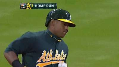 A's top players need help in All-Star push
