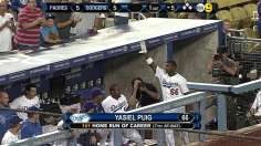 Puig's second game better than his first