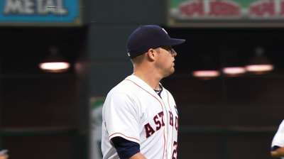 Ofensiva de Astros se ausentó en derrota ante Orioles