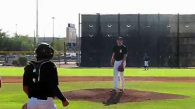 Twins select high school righty Stewart with No. 4 pick