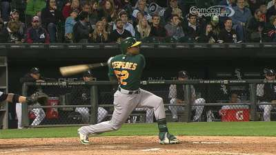 Teammates tout Cespedes for Home Run Derby