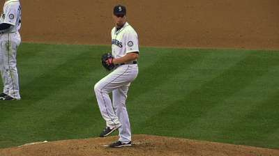 Milestone K little consolation to Harang in defeat
