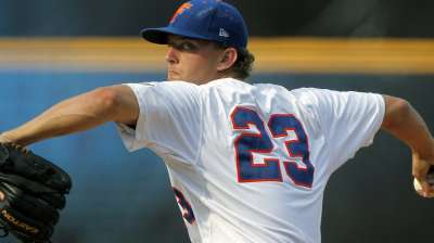 Tigers heed call to arms in 2013 First-Year Player Draft