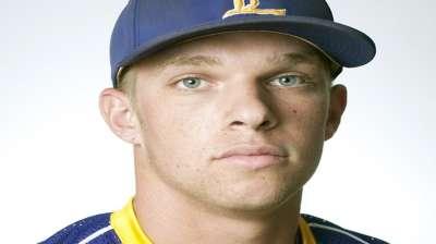Twins draft college catcher Turner in third round