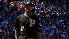 Liriano shuts down Cubs for Bucs at Wrigley Field