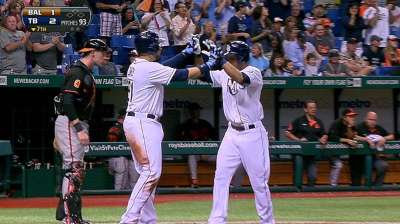 O's-Rays duel exemplifies life in balanced AL East