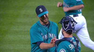 Mariners moving Wilhelmsen out of closer's role
