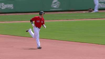 Morales' wildness leads to Game 1 loss for Red Sox