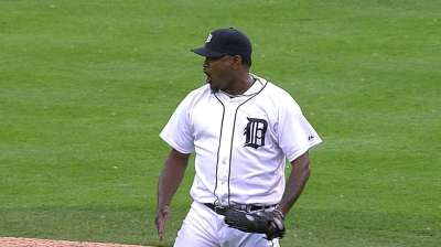 Tigers designate Valverde for assignment