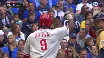 Despite All-Star numbers, Brown needs voting push