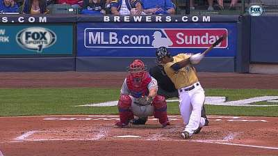 Stingy Brewers 'pen keeps Phillies at bay