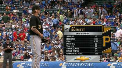 Burnett's latest gem continues strong pitching trend