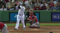Buchholz goes to 9-0 as Red Sox earn split