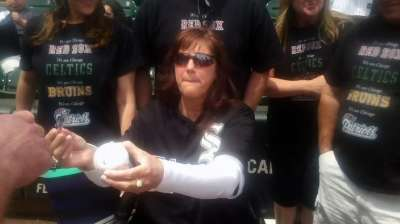 White Sox host Boston Marathon victim Rand