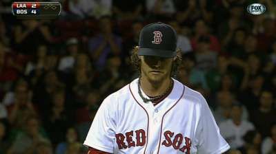 Buchholz to make next rehab start Friday