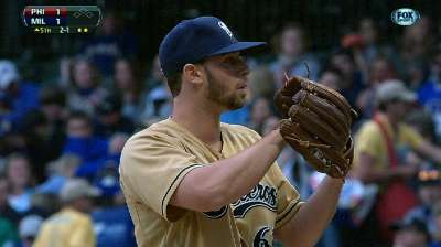Brewers hope MLB stint boosts Thornburg