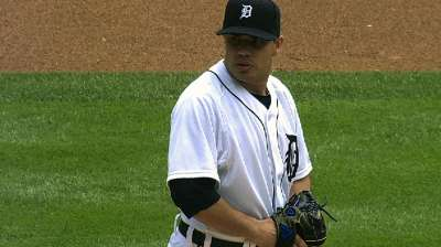 Tigers option Alvarez to clear room for Anibal