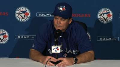 No relief for Blue Jays in finale loss to Rangers