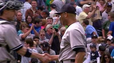 Yankees triunfaron en duelo ante Félix, Marineros