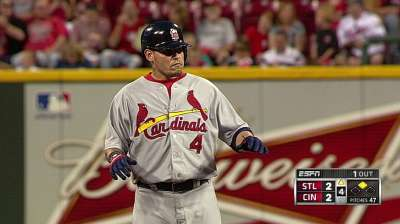 Molina closing in on Posey in All-Star voting