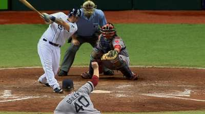 Extra painful: After two rallies, Rays edged out